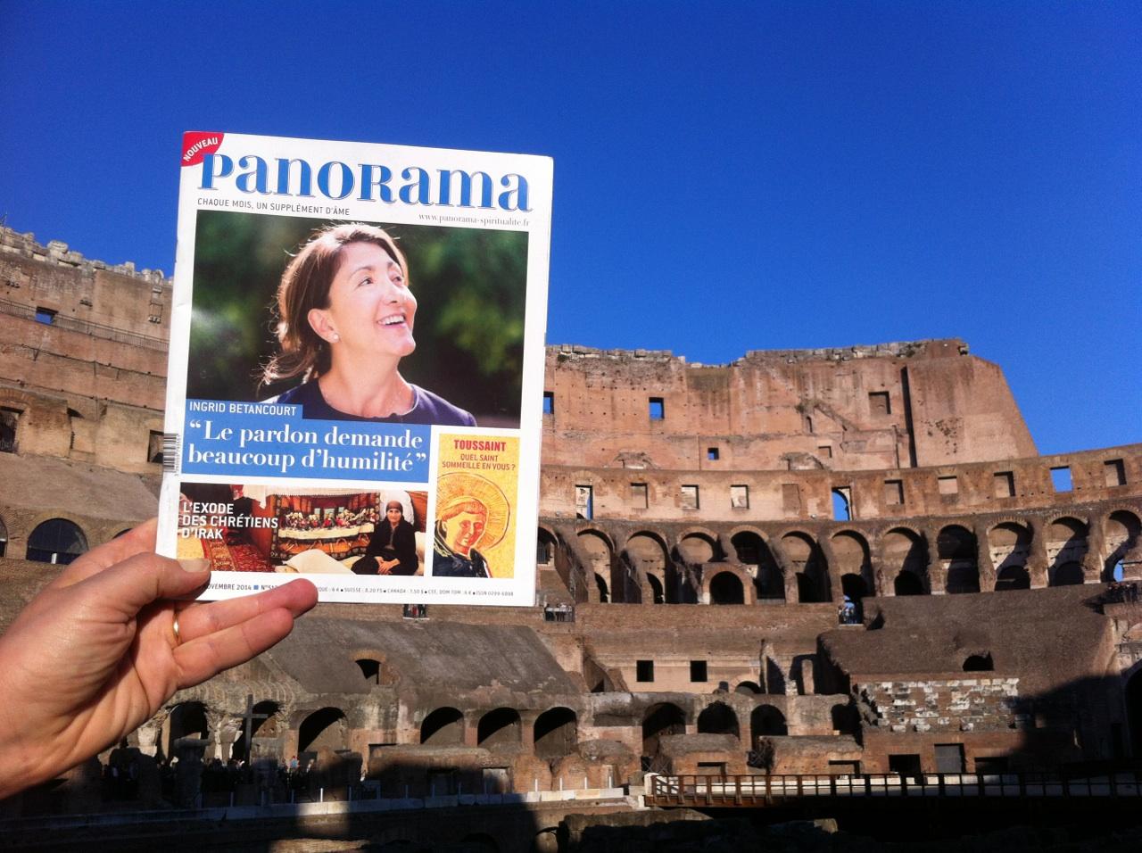 Panorama au Colisée