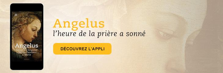 Angellus, l'heure de la prière a sonné